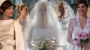 Los vestidos de novia de Velvet