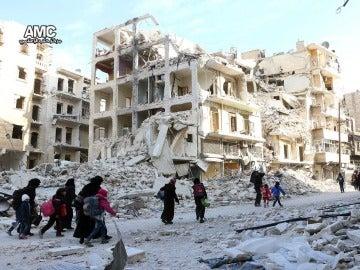 Rusia subraya la necesidad de reanudar las negociaciones sobre Siria antes de la salida de Ban Ki Moon de la ONU