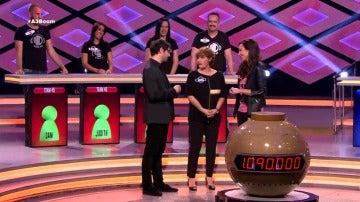 Frame 44.901535 de: Anabel Alonso y Ana Milán visitan '¡Boom!'