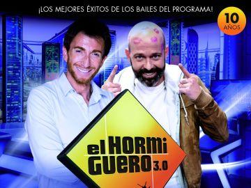 Participa en el concurso y consigue el CD oficial de 'El Hormiguero 3.0'