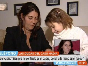 """La madre de Nadia: """"Exageramos la historia de mi hija por miedo a que muriera"""""""