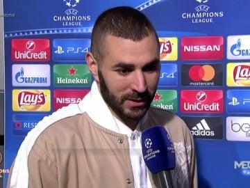 """Benzema: """"Mis últimos partidos no fueron buenos, sé que puedo dar más"""""""