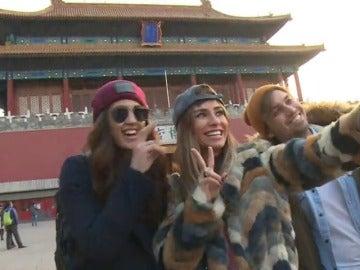 El gobierno chino enseña el país a 'influencers' de las redes sociales para atraer al turismo extranjero