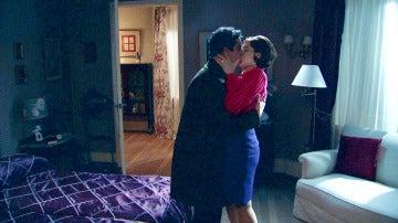 Marta y Rafael viven una noche de pasión descontrolada