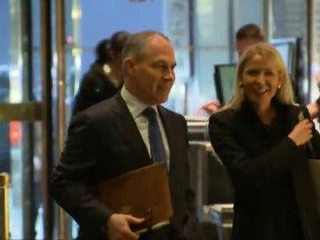 Donald Trump nombra como director de la Agencia de Protección del Medioambiente a un escéptico del cambio climático
