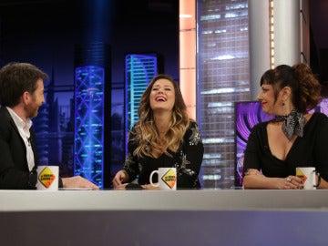 """Lorena Gómez: """"Me pusieron un pene negro grande"""""""