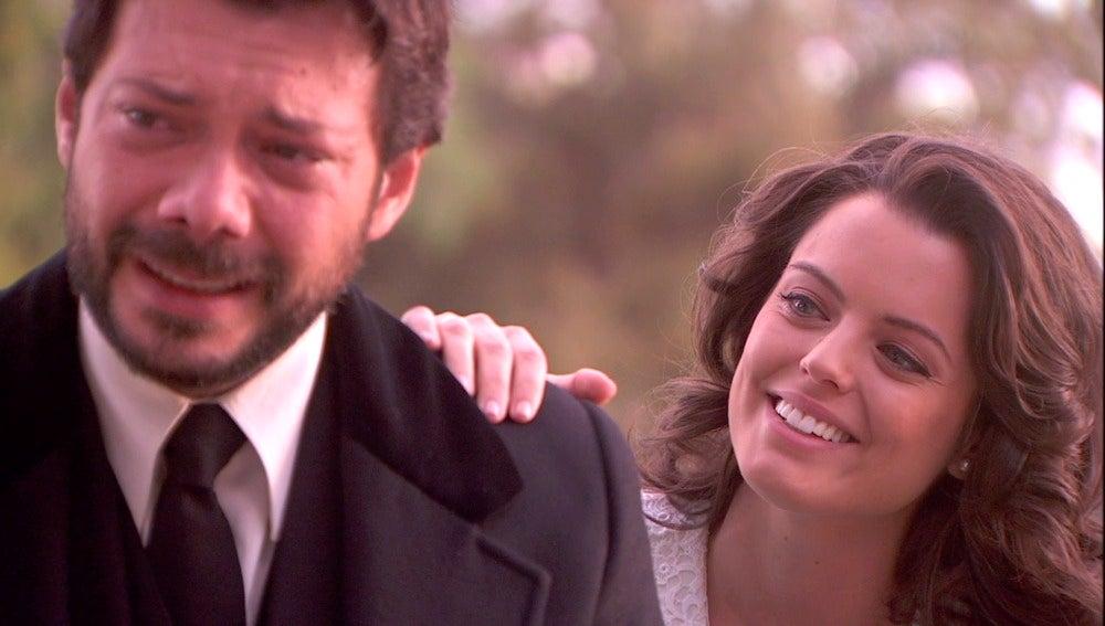 Lucas y Sol se reencuentran para despedirse de su amor