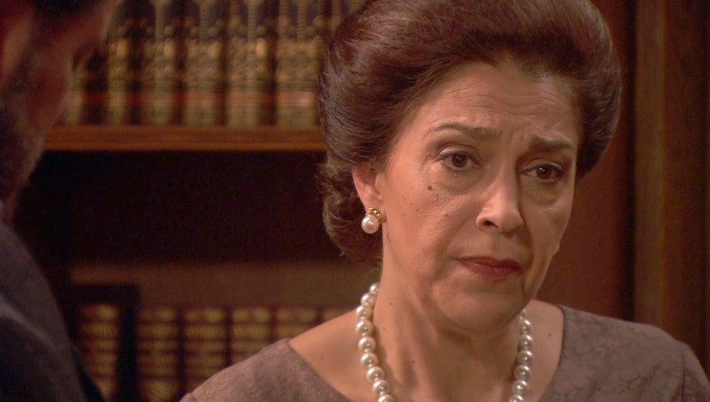 Francisca quiere ser la piedra sobre la que tropezará Raimundo