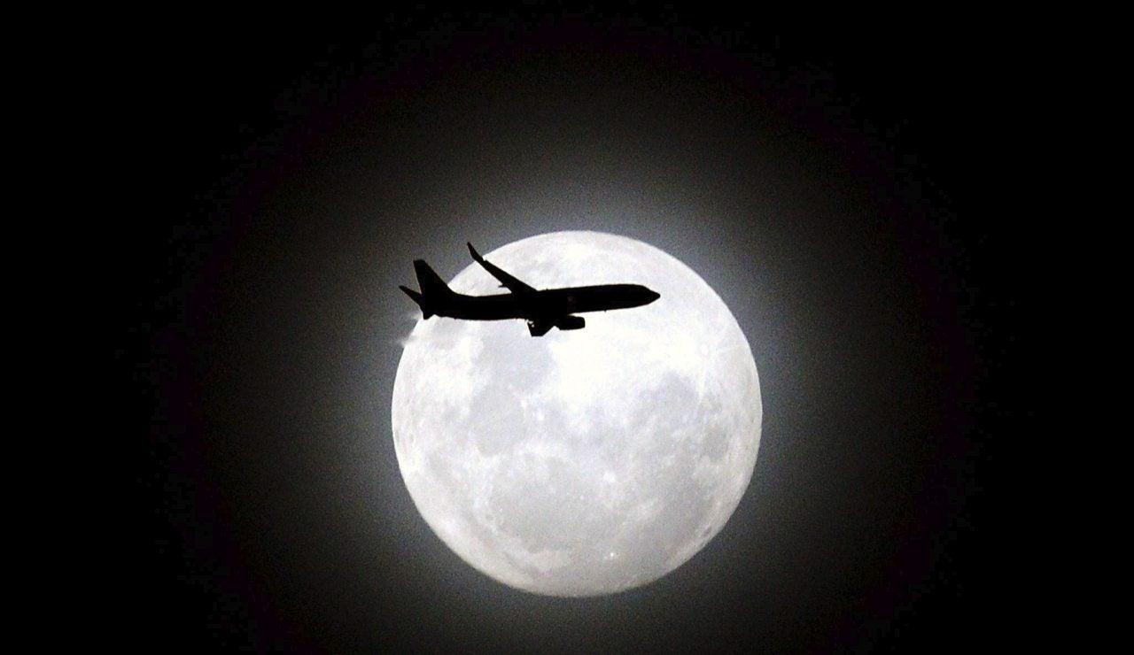 Superluna en Sídney (13-12-2016)