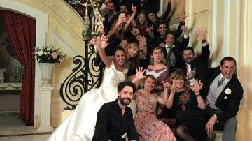 Los protagonistas de 'Velvet' se despiden para siempre de la serie