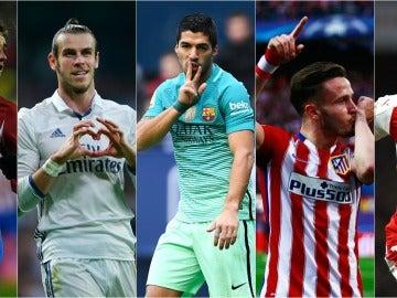 ¿Quién marcó el mejor gol en la Champions este año?