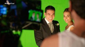La azotea, el escenario perfecto para finalizar la historia de amor de Ana y Alberto