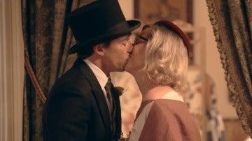 El detalle de amor de Pedro a Rita en el gran día