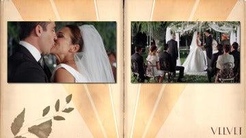 El álbum de boda de Ana y Alberto