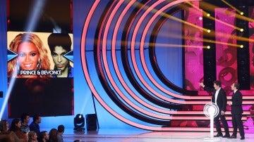 ¿Quién acompañará a Blas Cantó en la actuación como Prince y Beyoncé?
