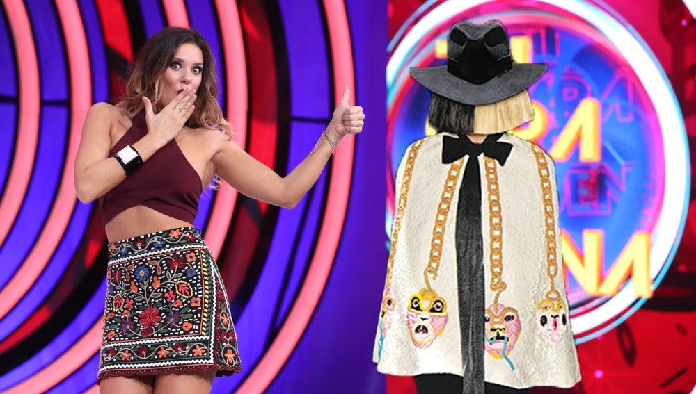 Lorena Gómez, dispuesta a convertirse en la nueva Sia