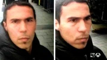 Aspecto del presunto terrorista de Estambul