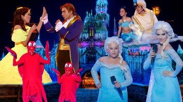 Desde Frozen hasta la Bella y la Bestia, vota por la mejor actuación 'Disney' de 'Tu Cara Me Suena'