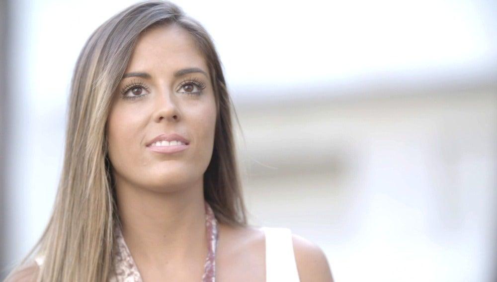 María Morales quiere gritar a los cuatro vientos que se ha enamorado