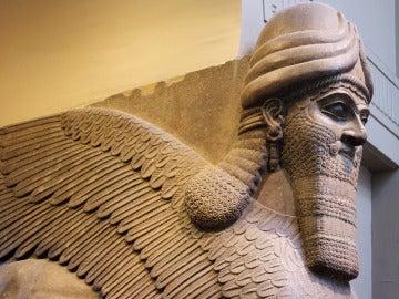 Monumentos de Nimrud, en Irak