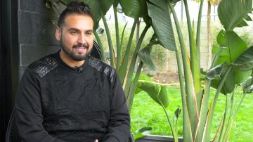 Jesús Carrillo, participante de 'Casados a primera vista'