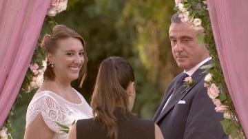 Ruth y Jaime se casan a primera vista tras sentir que hay conexión entre ambos