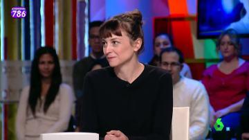 La actriz Leonor Watling visita Zapeando