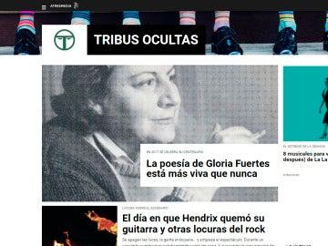 'Tribus Ocultas'