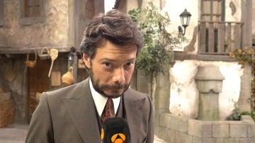 ¿Cuánto sabe Álvaro Morte sobre su personaje Lucas?