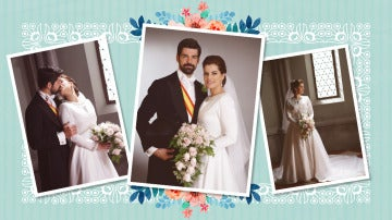 Consigue las fotografías exclusivas de la boda de Alonso y Marta