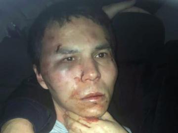 El terrorista del atentado en un club de Estambul