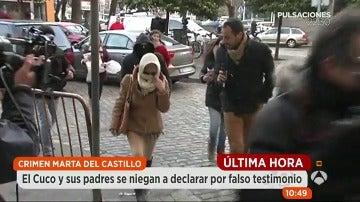 Frame 155.047384 de: Los padres del Cuco se niegan a declarar ante el juez por el delito de falso testimonio en el juicio de Marta del Castillo