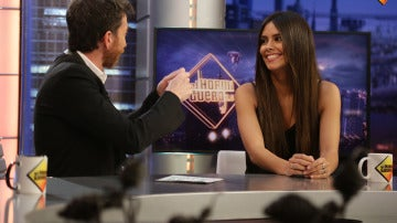 """Cristina Pedroche: """"Dabiz se va a probar mi vestido de este año, pronto lo veréis"""""""