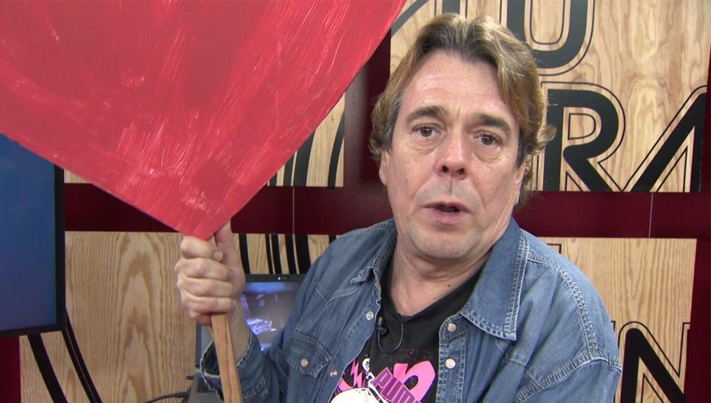 Juan Muñoz se convertirá en 'el rey de corazones' para ser Antonio Flores
