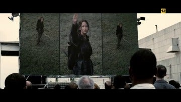 Frame 15.57369 de: Antena 3 emite 'Los Juegos del Hambre'
