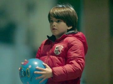El hijo de Rodrigo, brutalmente atropellado y rescatado por Álex