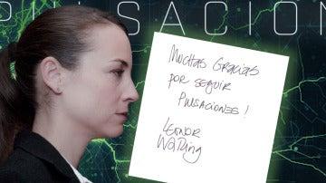 Consigue un poster de 'Pulsaciones' firmado por Leonor Watling
