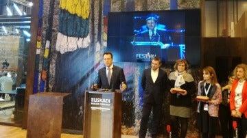 Matías Prats en Fitur 2017