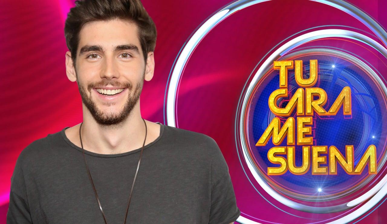 Álvaro Soler, invitado de honor en Tu cara me suena