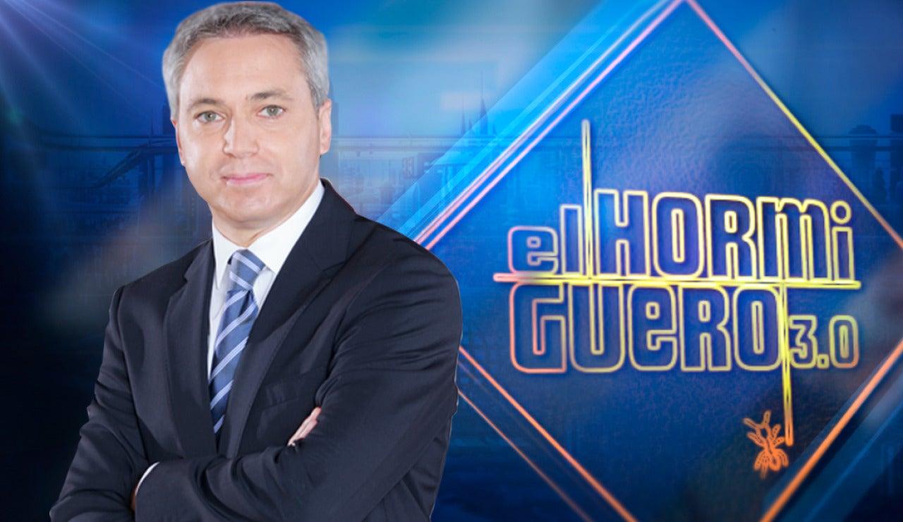 Vicente Vallés presenta su nuevo libro en 'El Hormiguero 3.0'