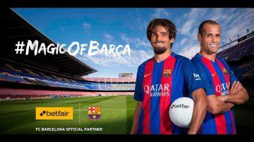 Rivaldo, exjugador del FC Barcelona
