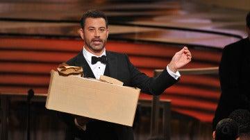 Jimmy Kimmel, presentador de los Oscar 2017