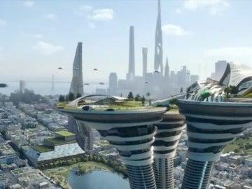 Frame 34.626355 de: China es el país que tiene más número de rascacielos de más e 200 metros de altura