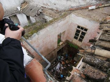 Vivienda de Córdoba donde se ha encontrado un cadáver