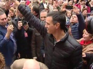 Frame 38.645957 de: Sánchez asegura que si pierde las primarias del PSOE se retirará de la vida política