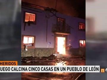 Frame 16.674644 de: Incendio Leon