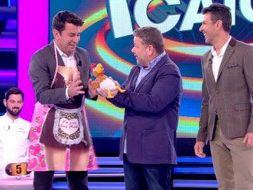 '¡Ahora Caigo!' da la bienvenida a 'Top Chef' el miércoles con un programa especial