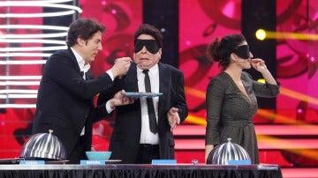 El paladar de Juan Muñoz y el de Silvia Abril recorren los rincones del mundo