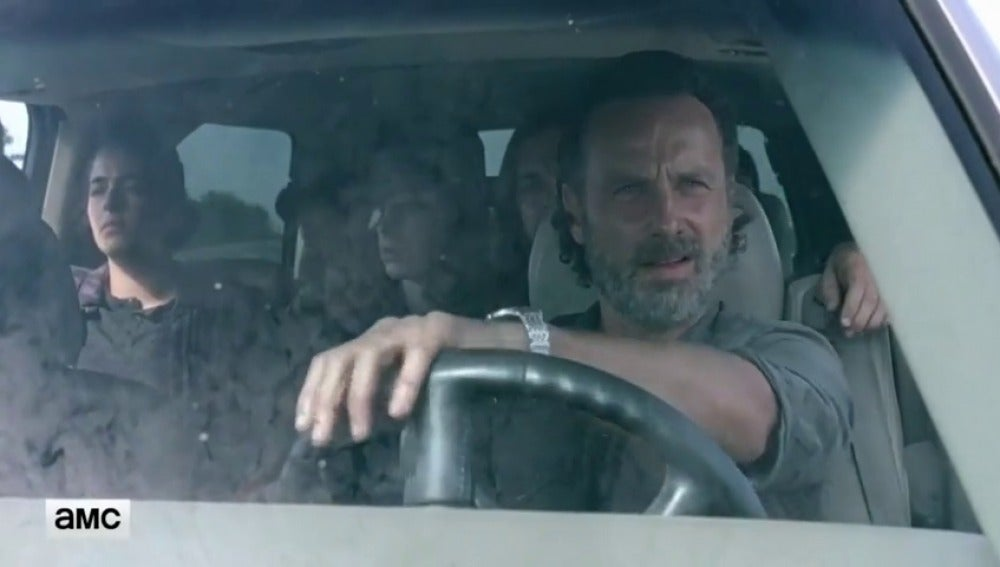Frame 13.257203 de: La guerra total se acerca a 'The Walking Dead'