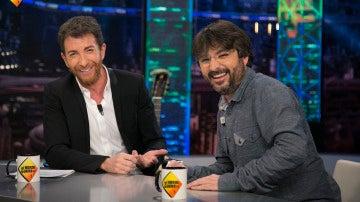 """Jordi Évole, a Pablo Motos: """"¿Qué tal es Isabel Pantoja en las distancias cortas, tiene mucho vello en la cara?"""""""